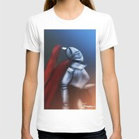 knight T-shirts featuring Knight by TuncayVural