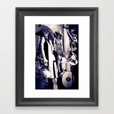 Royal Hats Framed Art Print
