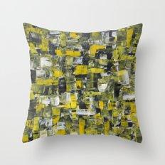 Beehive Rave Throw Pillow