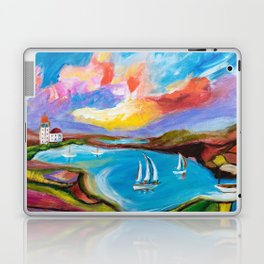 Idyllic Lakeview Laptop & iPad Skin