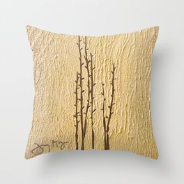 Together - for the SandyHook families Throw Pillow
