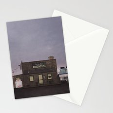 The Harvelle's Roadhouse Supernatural Stationery Cards