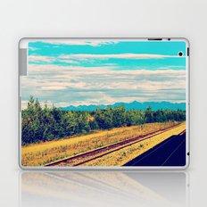 Alaskan Railroad  Laptop & iPad Skin