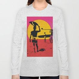Endless Summer, 1966 Surf Sport Documentary Long Sleeve T-shirt