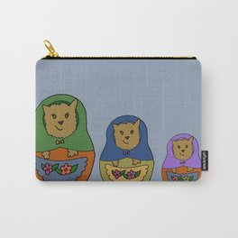 Piptroyshkas Carry-All Pouch