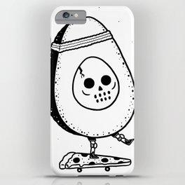 Pizzacado iPhone Case