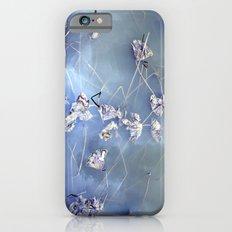 winter lotus Slim Case iPhone 6s