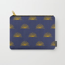 Sol in Indigo Carry-All Pouch