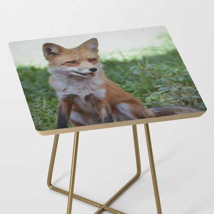 Happy Fox Side Table
