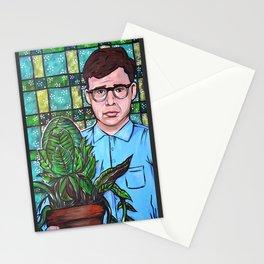 Suddenly Seymour  Stationery Cards