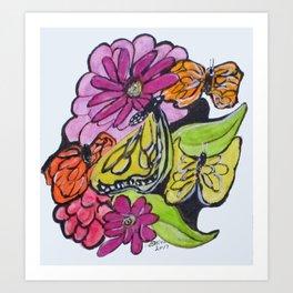 Art Doode No. 3 Art Print