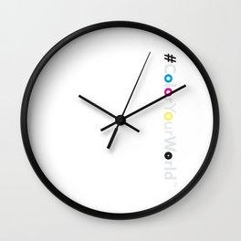 AllWhite Wall Clock