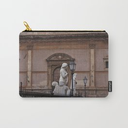 Piazza Pretoria Pink Facades - Palermo, Italy Carry-All Pouch