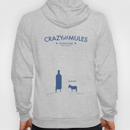 Crazy old Mule / Absolut Hoody