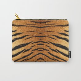 Cute tiger skin pattern Carry-All Pouch