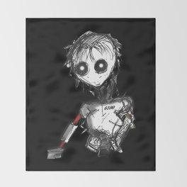 Robot Angel: 6100 Throw Blanket