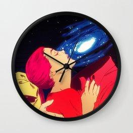 True Love - Galaxy Wall Clock