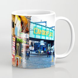 Camden Lock Market London NW1 England Coffee Mug
