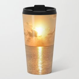 San Pedro Sunset Travel Mug