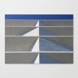 Pier 48 Canvas Print