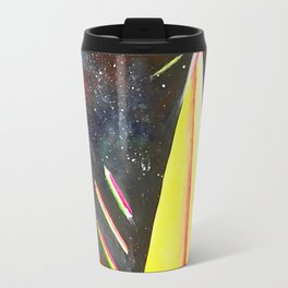 Galaxy Pyramid Travel Mug