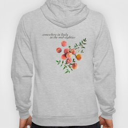 Call Me By Your Name - Inscription Hoody