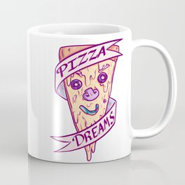 Pizza Dreams Coffee Mug