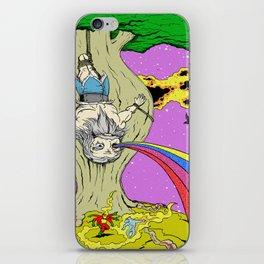 Cosmic Odin iPhone Skin