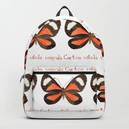 Butterfly - Cartea vitula ucayala Backpack