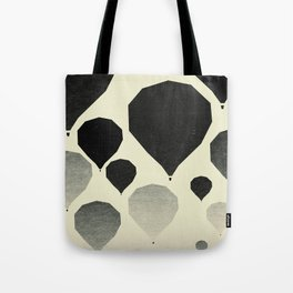Morning wind balloons Tote Bag