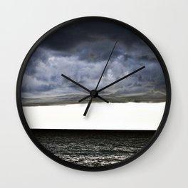Sky and Ocean Wall Clock