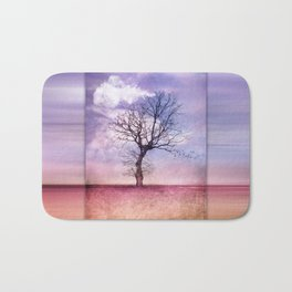 ATMOSPHERIC TREE | Early Spring Bath Mat