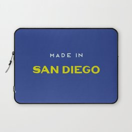 Made in San Diego Laptop Sleeve