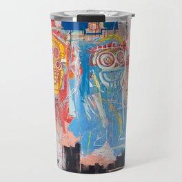 Basquiat Style 2 Travel Mug