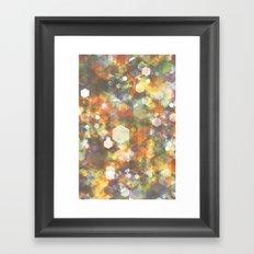 Bitmap #2 Framed Art Print