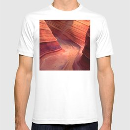 Red Rock Canyon The Wave Paria Wilderness T-shirt
