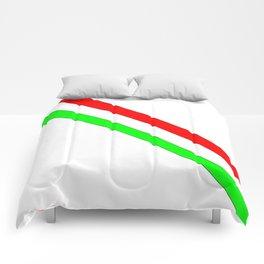 flag of Italia scarf- Italy,Italia,Italian,Latine,Roma,venezia,venice,mediterreanean,Genoa,firenze Comforters