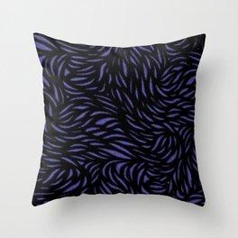 Padme's Purple Senate Gown Throw Pillow