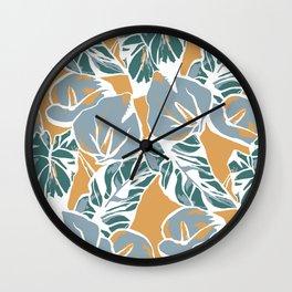 Calla Zone - 2nd Edition Wall Clock