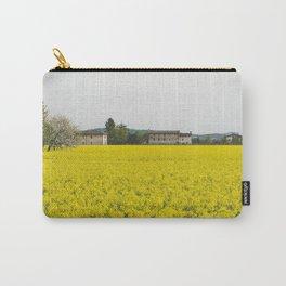 Rape field Carry-All Pouch