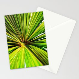 Palm Leaf Stationery Cards