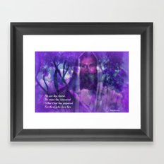 Those Who Love Me by Sherri Of Palm Springs Framed Art Print
