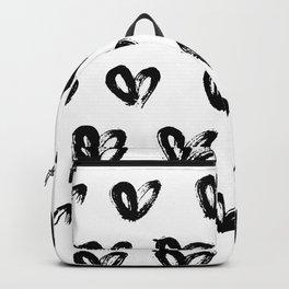 Love Pattern Backpack