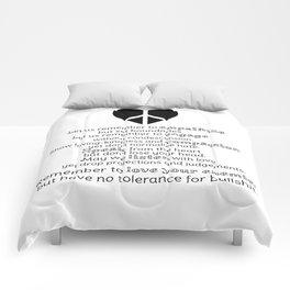 A New Pledge Comforters