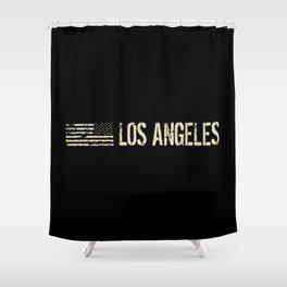 Black Flag: Los Angeles Shower Curtain