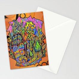 LIZERCITY 2 Stationery Cards