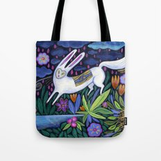 Frolic in the Forest Tote Bag