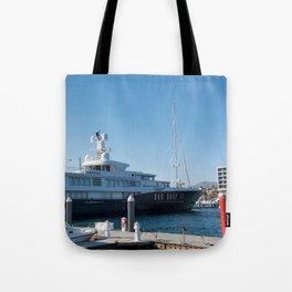 embarcacion Tote Bag