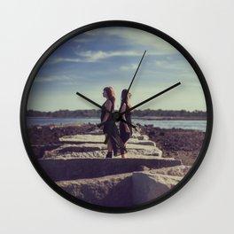 Seacoast (Pt. 2) Wall Clock