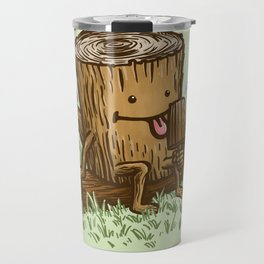 The Popsicle Log Travel Mug